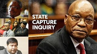 WATCH LIVE: Zuma appears at state capture inquiry