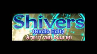 Shivers (Radio Edit) [DDR Version] - Armin van Buuren