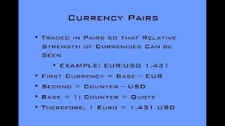 Trade Forex Part time - Currency Paris
