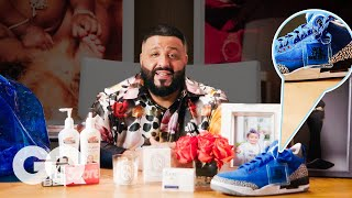 10 Things DJ Khaled Can't Live Without | GQ
