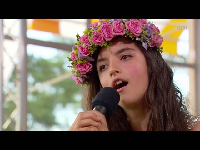 Angelina Jordan – Summertime / KORK