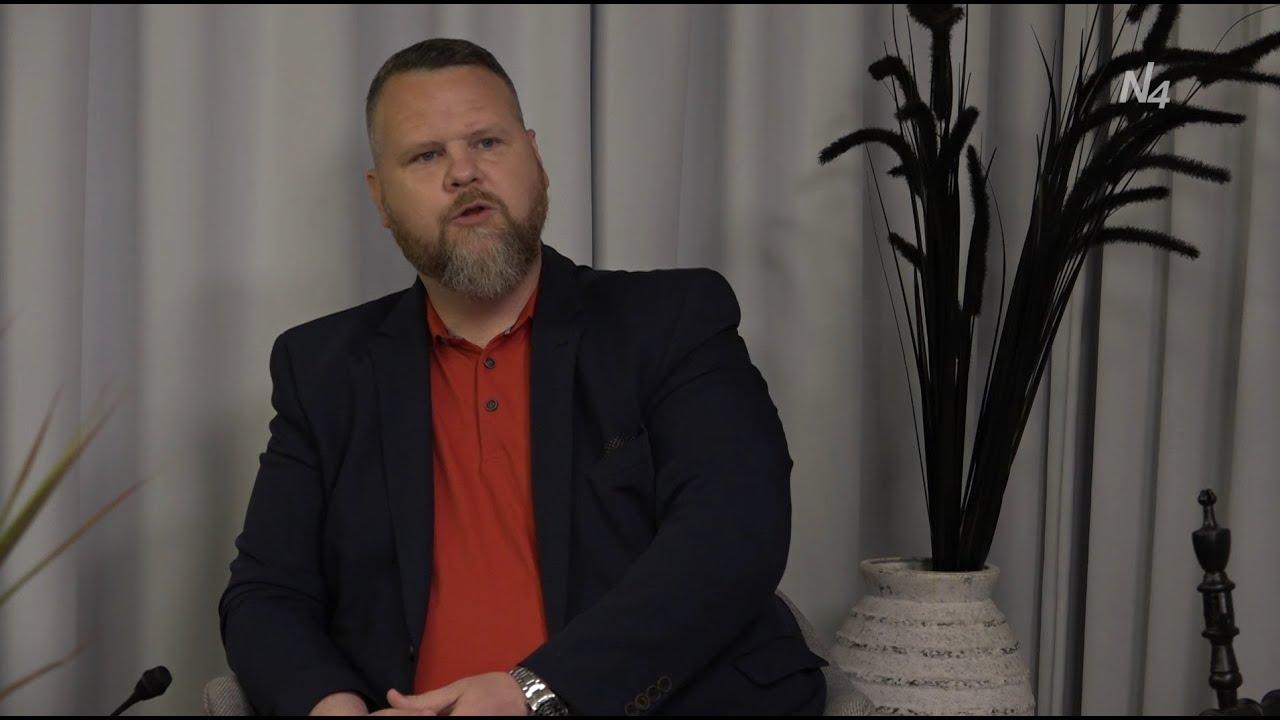 Föstudagsþátturinn - Jón Lúðvíksson miðillThumbnail not found