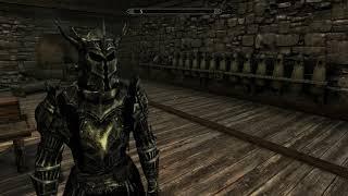 Skyrim Special Edition Mod Review Reaper Paladin Armor