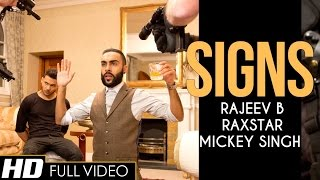 Signs  Rajeev B