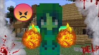 MARIE FRIENDLY ZOMBIE AND MC NAVEED PLAY WHEEL OF FORTUNE MOD!! FIND THE WAY TO SURVIVE!! Minecraft