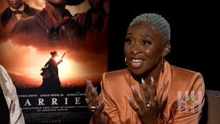 Cynthia Erivo Sheds Light On Harriet Tubman's Untold Story