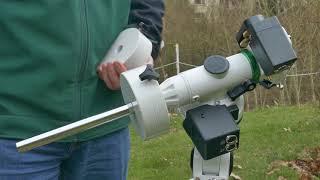 Sky-Watcher EQM-35 PRO Ersteindruck / First Impressions