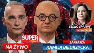 Michał KAMIŃSKI, Jan Maria JACKOWSKI i Joanna MUCHA [NA ŻYWO] Super Raport i Sedno Sprawy