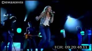 "Sheryl Crow - ""There Goes the Neighborhood"" & ""Walk This Way"" (Live, 2008, L.A.)"