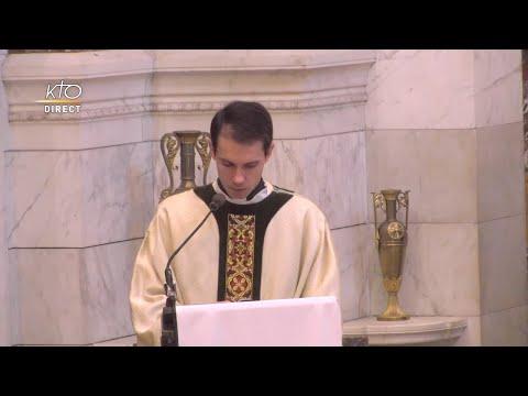 Laudes et Messe du 5 mai 2021 à Notre-Dame de la Garde