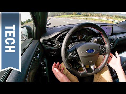 Ford Focus: Assistenzsysteme des Technologie-Pakets im Test: iACC, Tempolimit-Übernahme & HUD