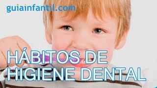 Buenos hábitos de higiene dental para la vuelta al colegio