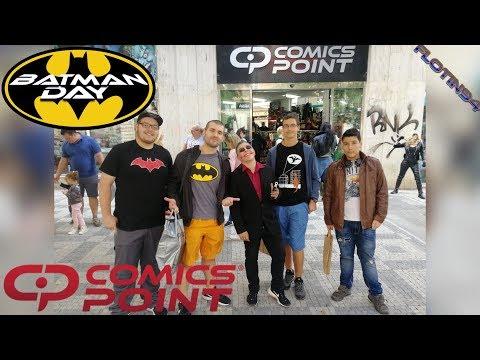Batman Day Comics Point 2018 - Sraz #3 | FloTin