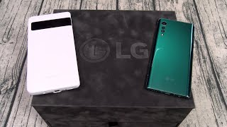 LG Velvet Unboxing and First Impressions