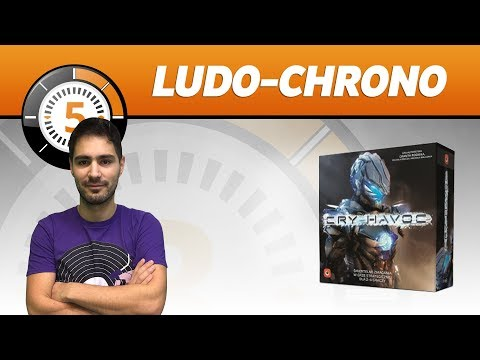 LudoChrono - Cry Havoc - English version