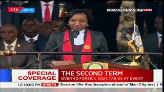 Chief register of the judiciary, Hon. Anne Atieno Amadi to administer the oath of office