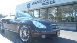 preview picture of video '2003 Lexus SC430 in review - Village Luxury Cars Toronto'