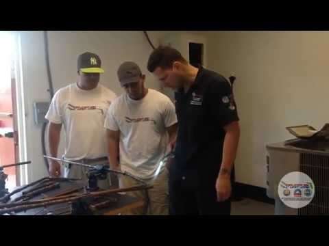 AC REPAIR CLASSES WITH THE BEST HANDS ON TRAINING!