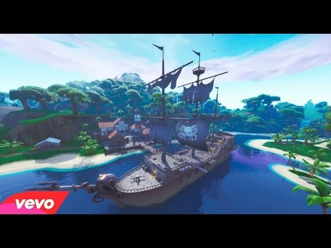 Believer By Imagine Dragons Ft. Lil Wayne (Fortnite Music Video) - LucaStyleGaming