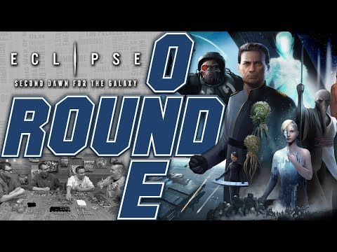 Eclipse: Second Dawn for the Galaxy Round One by Man Vs Meeple