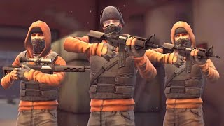 Critical Ops: Reloaded - Gameplay Android, iOS