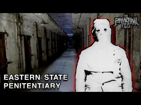 EASTERN STATE: America&#39s MOST HAUNTED Prison(Overnight Ghost Hunt)THE PARANORMAL FILES