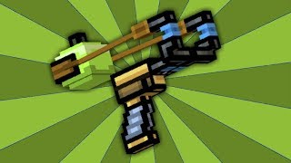 PROBANDO LANZADOR DE COMBATE EN PIXEL GUN 3D | Pixel Gun 3D | enriquemovie