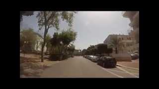 preview picture of video 'שדרות בן גוריון - קרית ביאליק - Ben-Gurion Boulevard - Kiriat Bialik'