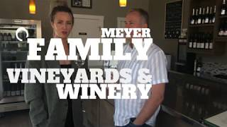 SILK + COUPE presents: Meyer Family Vineyards and Winery