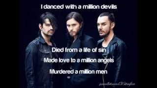 Depuis Le Début by Thirty Seconds to Mars Lyrics