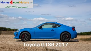 Toyota GT86 2017 Review
