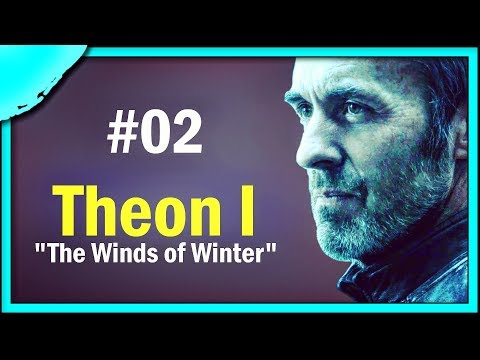 📘 The Winds of Winter Sample Chapters #02 | Theon I 📘