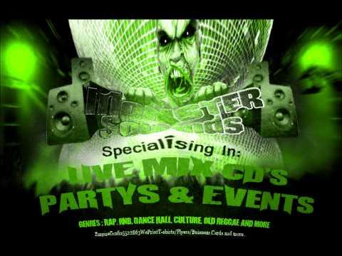 DanceHall Mix MonsterSounds Ent..