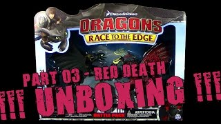 Dragons - Toothless vs Red Death - Battle Pack ™ Unboxing & Review 03