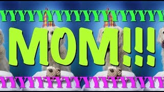 HAPPY BIRTHDAY MOM! - EPIC Happy Birthday Song