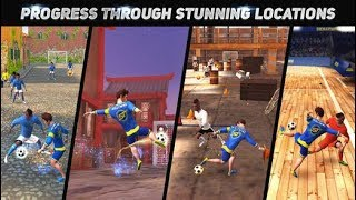 SKILLTWINS FOOTBALL GAME 2 Part 3 Gameplay Android / iOS | 400k Fans and Ziki Zaka Tutorial