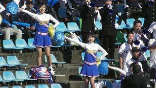 高松商業応援団&チアガール、四国大会で一番応援が盛り上がっていた学校