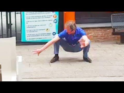 Pouliční souboj - Ozzy Man