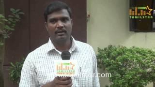 Ravindharan at Savarikkadu Movie Audio Launch