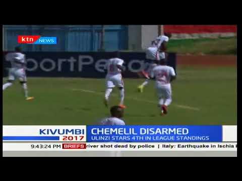 Ulinzi Stars move to fourth in KPL after winning against Chemelil Sugar in Nakuru