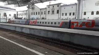 Атмосфера Казанского вокзала