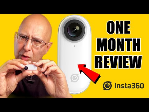 Insta360 Go - ONE MONTH later review - Brutally HONEST review