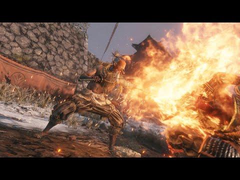 《隻狼 影逝二度 年度版》PS4實體版將於10月29日發售,追加攻略書、特典套裝等內容
