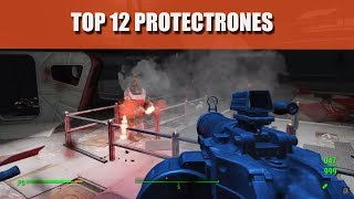 FALLOUT 4 | TOP 12 PROTECTRONES