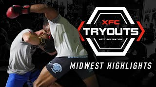 XFC Midwest Tryout Highlights