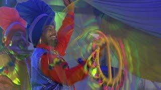 Colourful Vaisakhi celebrations