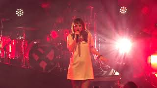Chvrches - Never Say Die - 11th February 2019 - Nottingham Rock City
