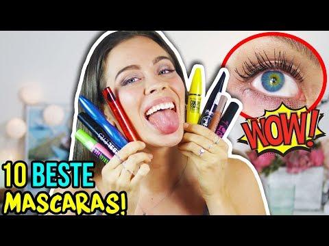 10 beste Drogerie Mascara im Test! 😱 Welche ist die TOP Wimperntusche? Vergleich!