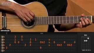 Janta - Marcelo Camelo (aula de violão)
