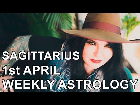 Top Five Michele Knight Weekly Astrology Youtube - Circus